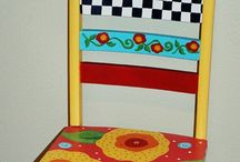 Projects - Furniture / by Cathy Winn
