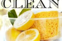 Cleaning & Laundry / Tips and Inspiration for cleaning and organizing