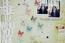 Spectacular Scrapbooking / Amazing scrapbook layouts. / by Beth Jarrett