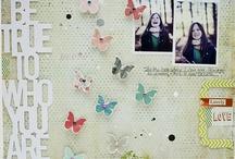 Spectacular Scrapbooking / Amazing scrapbook layouts. / by Beth Jarrett