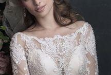 Beautiful Sleeves! / Wedding dresses with long sleeves, short sleeves, cap sleeves and more!