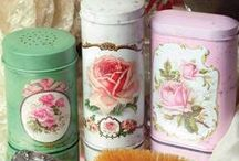 lovely things for your bedroom / soft romantic pink and green additions for your girly bedroom!! / by Michelle Mcc