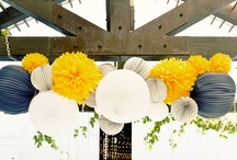 Reception Inspiration / Ideas to create an unforgetable celebration. / by Your Wedding Muse