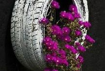 flower gardening my style  / beautiful and quirky garden ideas found on pinterest