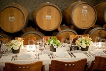 It's a Nice Day for a Wine Wedding! / Ideas to create a wine-themed wedding. / by Your Wedding Muse