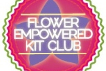 Get Flower Empowered! / Our Floral Design Toolkit. We believe that flowers are a necessity, not a luxury. They nourish the soul like food nourishes your body. Our mission is to inspire you to create your own floral designs on any budget. / by Flower Empowered