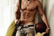 {oh just some eye candy} / you can look, but you can't touch / by Becky .