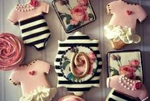 Decorated Cookies / Super cute decorated cookies!! / by Hamley Bake Shoppe