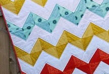 Quaint Quilts / The perfect pattern to quilt lies in this board somewhere. / by Beth Jarrett