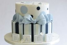 Baby Shower Cakes / Perfect cakes for baby showers! / by Hamley Bake Shoppe