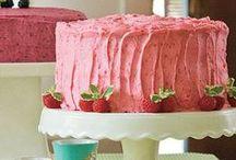 Sweet Treats {recipes}