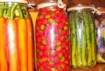 Food Prep, Food Preservation & Canning / by Mandy Perkins