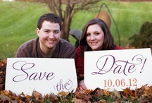 It's On! / Save the Date ideas! / by Your Wedding Muse