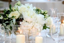 Center of Attention / Stunning centerpeices for the reception. / by Your Wedding Muse
