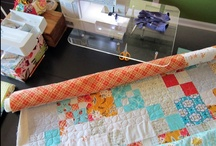 Quilting & sewing / Ideals and things I will get around to one day...LAUGHS!! / by Charlene Carmeans