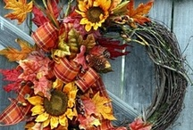 Happy Fall Y'all / Crafty and yummy ideas for fall and Thanksgiving. / by Your Wedding Muse