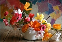 Fabulous Flower Arrangements / by Flower Empowered