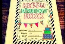 Birthdays in the Classroom / by Leisha Shigenaga