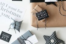 Packaging // Gift Wrapping / by Brynne Hall // Thatch & Thistle