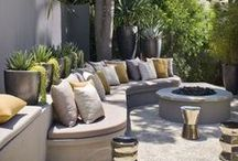 Outdoor Patio / by Jennifer Stauth