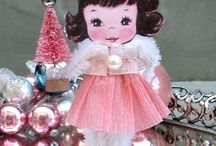 tickled pink at Christmas