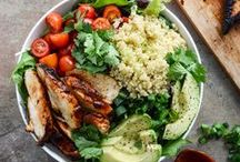 EAT WELL / Healthy, Clean and Yummy recipes that are sure to help being fit a little easier.