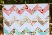 Quilting / by Brittany White