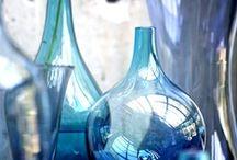 blue event inspiration