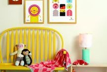 Rooms for Kids / Nurseries, Children's Bedrooms and Playrooms / by Kelley Anne Miner