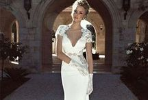 Popular Wedding Dresses / Wedding dresses and gowns popular in our network / by Wedding Inspirasi