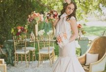 metallic elegance with leave the details to me / Leave the Details to Me- Design and Coordination Flora Fetish- Floral Sean Hsueh- Day 7 Photography Melange Bridal- Gowns Hair and Makeup- Ashley Crouch  Furniture- Furbish Vintage Rentals Rentals- Marquee Rentals