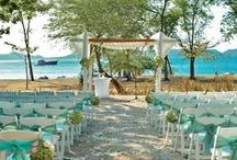Destination Wedding / Honeymoon / Ideas for destination weddings and honeymoons.