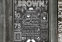 Art - Blackboard Ideas KIDS / by Cathy Winn