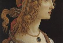 Botticelli is my favorite artist.