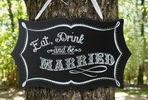 Weddings - Chalk it Up to Love