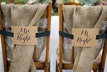 Weddings - Rustic / Rustic and Romantic Wedding ideas