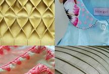 Sewing~Tips, Tutorials & Resources