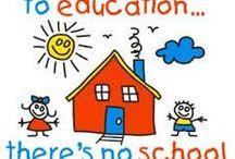 Homeschooling / Useful websites, hints and tips