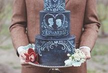 Cakes, Cupcakes, Cookies and More / Wedding cakes, cupcakes, cake toppers and other cake-related sweetness. / by Wedding Inspirasi