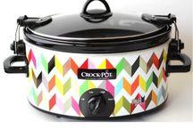 Crockpot/Soup {recipes}