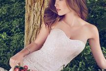 Strapless Necklines / Strapless wedding dresses.