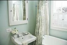 bathrooms / by Debbie Ricks