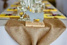 Wedding - Food & Table Decor. / by Cathy Winn
