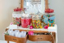Wedding - Candy & Goody Bar / by Cathy Winn