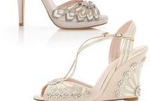 Wedding Shoes / Heels, flats, and everything in between.