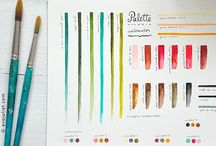 Watercolor tutorials and info