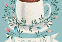 Coffee tea or me