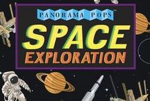 Space Exploration / Don't let homework, chores, and bedtime stop you from traveling to the farthest reaches of Space!