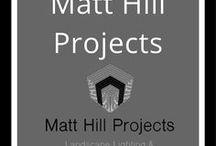 Matt Hill Projects / Art | Design | Garden art | Metal sculptures | Abstract art | Abstract metal sculptures | Outdoor lighting | Melbourne artist | Corten steel | Unique garden art | Garden design | Outdoor living | Outdoor entertaining area | Landscape | Home & garden ideas | www.matthillprojects.com