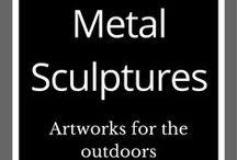 Metal Sculptures & Garden Art